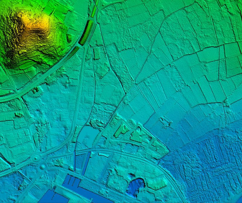 Accurate LiDAR DEM for Flood Modelling -ASIA