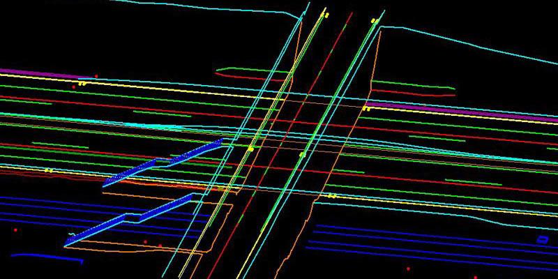 Cartografia 3D de carreteras y puentes con LiDAR mobile en Suiza