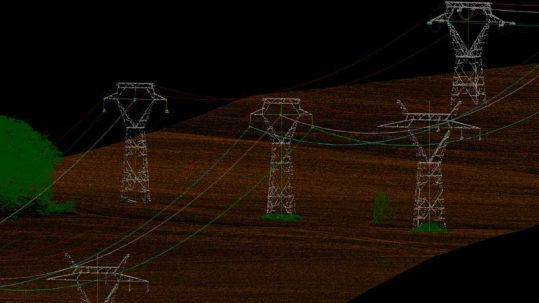 LiDAR_transmission_network_mapping