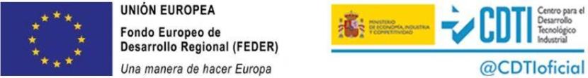 Fondo europea de desarrollo regional