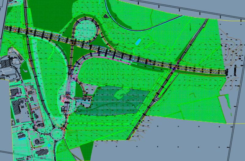 Cartografía LiDAR 3D de carreteras (2 cm) en Suiza